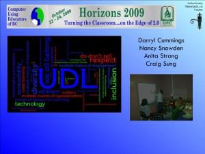 CUE BC 2009 - UDL_1